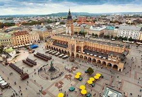 Rainbowtransfer - najważniejsze zabytki w Krakowie